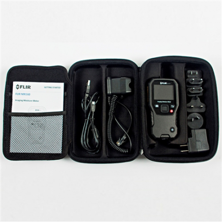 Wilgotnościomierz termowizyjny FLIR MR160