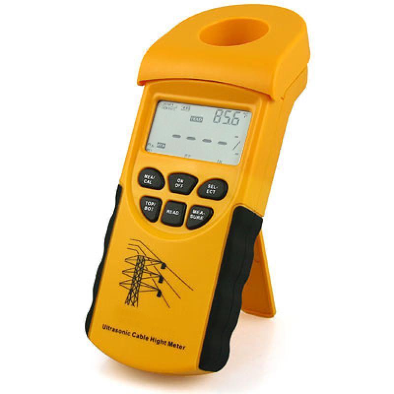 Ultradźwiękowy miernik wysokości zawieszenia przewodów AR 600E