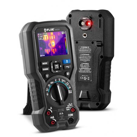 Multimetr cyfrowy FLIR DM284 z kamerą termowizyjną