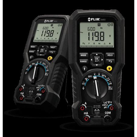 Multimetr FLIR DM90 TRMS z termoparą
