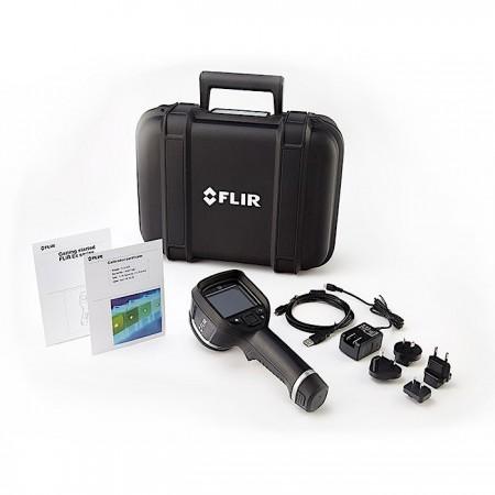 Kamera termowizyjna FLIR E5-XT rozdzielczość 160x120 MSX i Wi-Fi