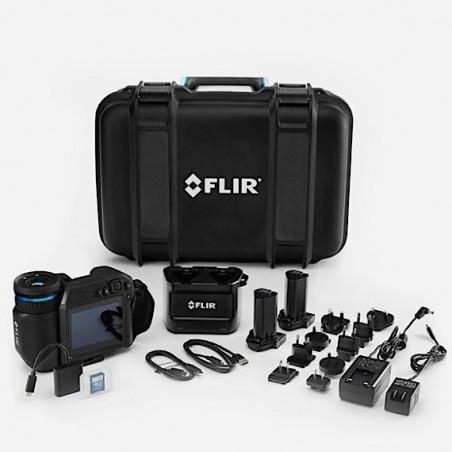 Akcesoria kamery termowizyjnej FLIR T540 464 x 348px pomiar do 1500°C