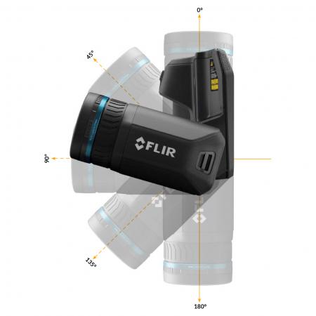 Kamera termowizyjna FLIR T540 464 x 348px pomiar do 1500°C