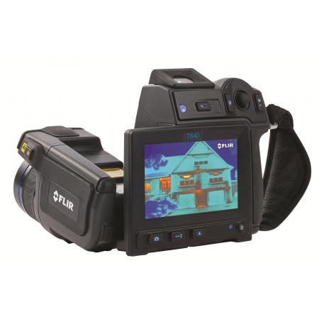 Kamera termowizyjna FLIR T640 25º (Wi-Fi)