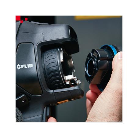 Kamera termowizyjna FLIR E95 464x348 pomiar do 1500°C