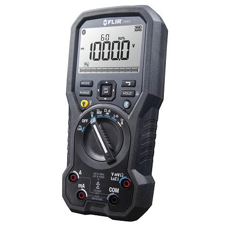Multimetr cyfrowy FLIR DM93